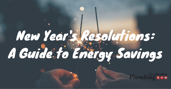 New Years Resolution Energy Savings