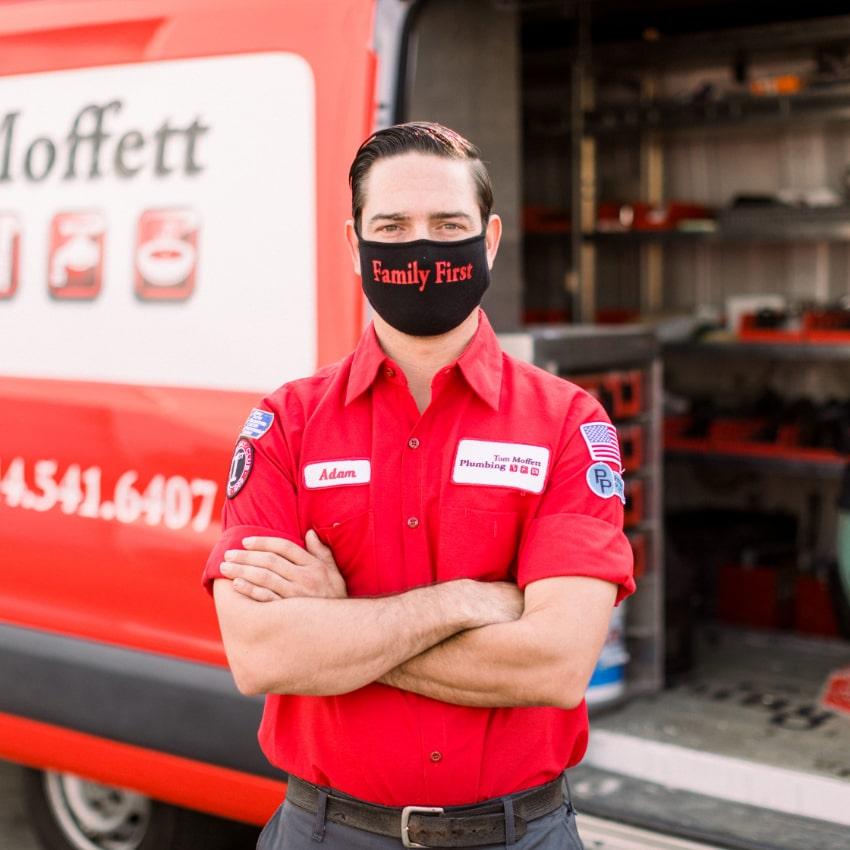 Tom Moffett Family First