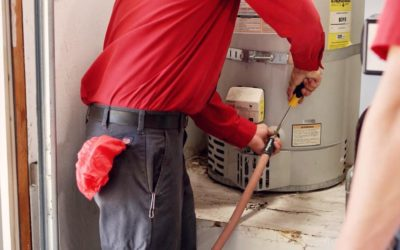 Water Heater Repair vs. Water Heater Replacement