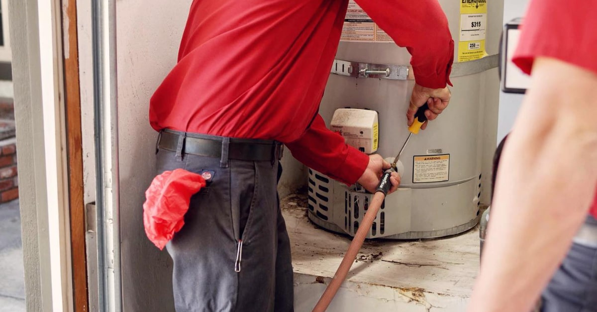 Moffett Water Heater Repair or Replacement