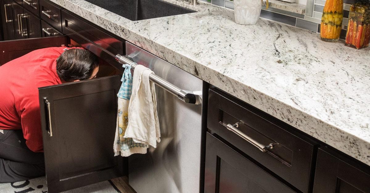 Unclog A Dishwasher